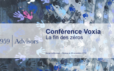 Conférence Voxia
