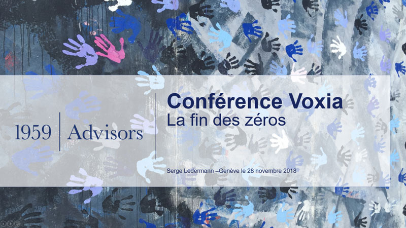 Conférence Voxia​