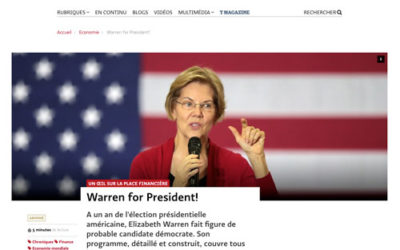 Warren for President!